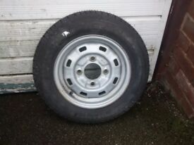 CONTINENTAL CONTACT TYRE UNUSED 145/80 R13 75T CT22