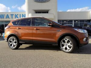 2017 Ford Escape Titanium AWD Titanium 4X4 Ecoboost Fully Loaded