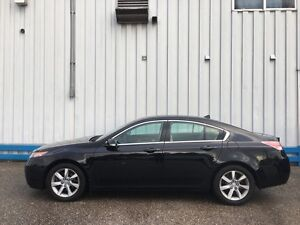 2012 Acura TL Tech Package *NAVIGATION* Kitchener / Waterloo Kitchener Area image 2