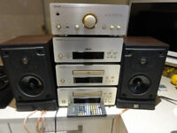A Rare Denon UPA-F07 Hi-Fi System Built-in Phonostage for Turntable in Mint Con