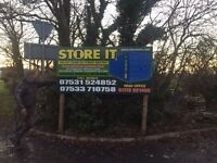 20 ft SHIPPING CONTAINER STORAGE LANCASTER GALGATE GARSTANG MORECAMBE ST MICHAELS