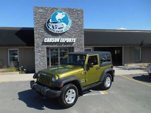 2010 Jeep Wrangler SPORT 4X4!  FINANCING AVAILABLE