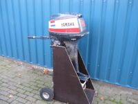 Yamah 40 hp 2 stroke fore sale