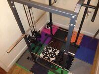 BODYMAX Power/squat rack