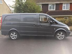 Vito 113 cdi no vat van in South Wales