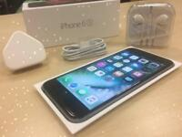 Space Grey Apple iPhone 6S 64GB Factory Unlocked Mobile Phone + Warranty
