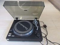 Sherwood PM-8550 Record player with cracked lid otherwise good condition