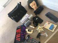 Hairdressing starter kit