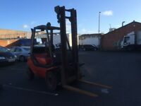Linde Forklift H25D For sale £2995
