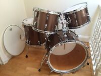 Sonor Phonic 4-Piece Shell Pack (1977)
