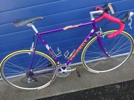 Purple Peugeot Performance - Road bike 56cm, size medium