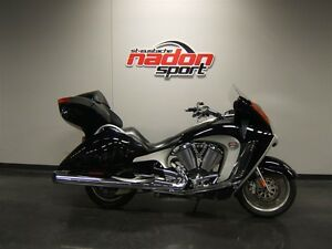 2009 Victory Motorcycles Vision Tour