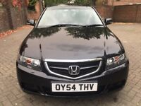 HONDA ACCORD 1.8 FULLY AUTOMATIC, YEAR 2005, VERY LOW MILEAGE, 1 LADY OWNER FROM NEW, MINT CONDITION