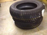 "14"" Goodyear ultragrip snow tyres 175/65/R14"