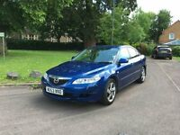 53 MAZDA 6 TS2 2.0I 139K 5 MOT TATTY BUT STARTS RUNS & DRIVES WELL £250 NO OFFERS