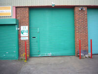 INDUSTRIAL UNIT TO LET IN CROYDON