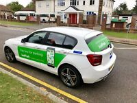 Earn > £1,000 in Birmingham with on car advertising for leading brands.
