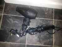 GHD Straighteners and Hairdryer