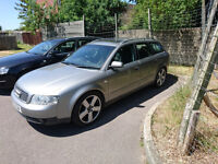 Audi A4 estate super QUATTRO 1.9TDI Sport swap for something smallre or 1550£
