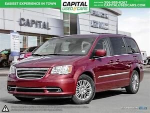 2016 Chrysler Town & Country *Command Start *Backup Camera *Pwr
