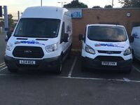 Van hire, luton vans, lwb vans , Swb vans fully insured with unlimited milage