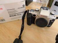 Canon EOS 50E Film Camera Body
