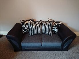 Sofa and swivel chair (please read all info) quick sale