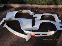 MGB GT Sebring wing kit