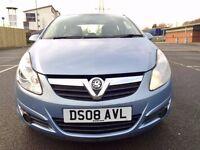 2008 Vauxhall Corsa 1.3 CDTi 16v Life 5dr - BARGAIN SMALL 5 DOOR DIESEL - £30 ROAD TAX