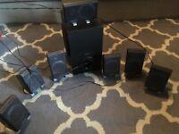 Creative Inspire T7900 7.1 Computer Speakers Good Condition !!!
