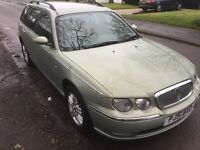 Rover 75 touring diesel. OUTSTANDING CONDITON