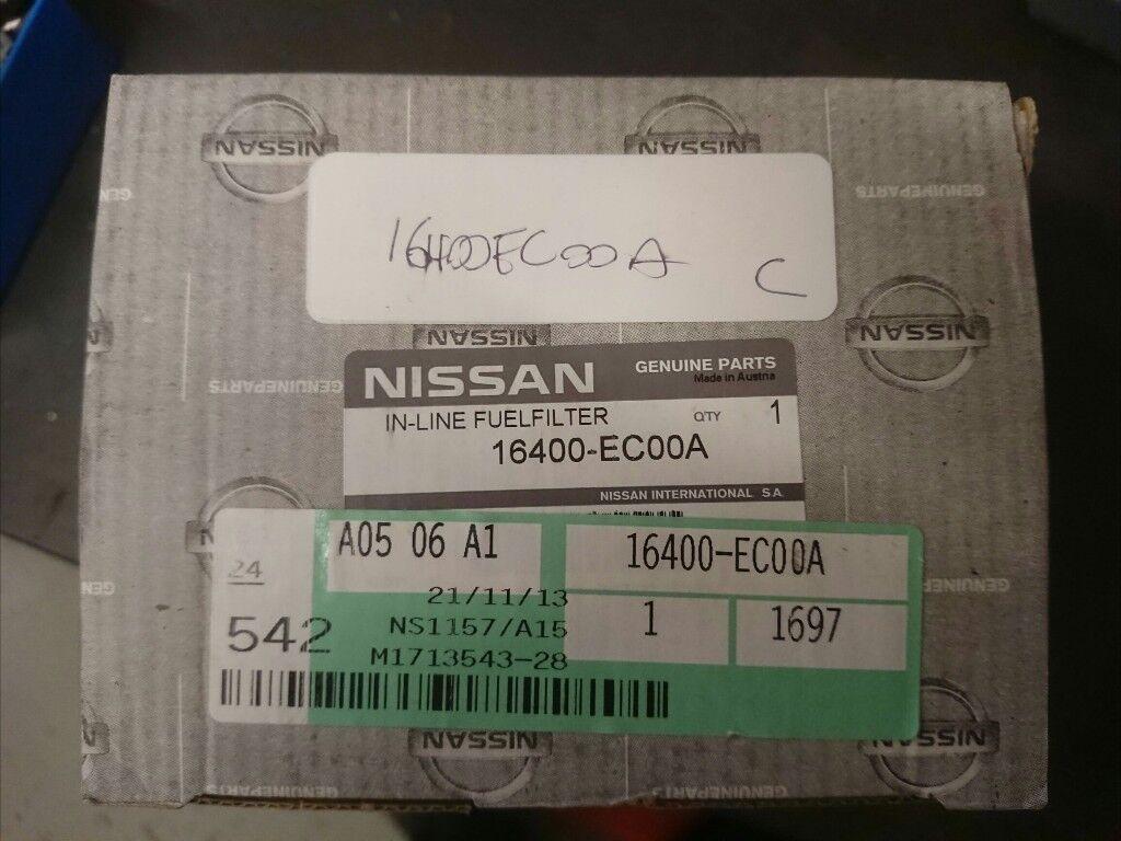 Nissan Navara D40 Fuel Filter In Cupar Fife Gumtree Filters