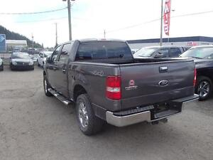 2008 FORD F-150 XLT SUPERCREW SHORT Prince George British Columbia image 6