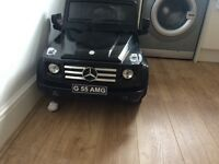 Merc am baby jeep