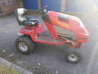 Countax C800HE ride on mower w/o cutting deck - tow tractor
