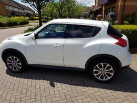 Nissan Juke Tekna Auto - Highest Spec Possible, very low mileage