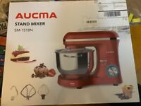 New 6.2L Aucma Stand Food Mixer SM1518N Bought from Amazon