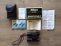 Nikon Sportstar 2 binoculars