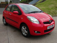 TOYOTA YARIS 1.3 TR VVT-I MM 5d 99 BHP FULL SERVICE RECORD + GREAT EXAMPLE OF AUTOMATIC ++