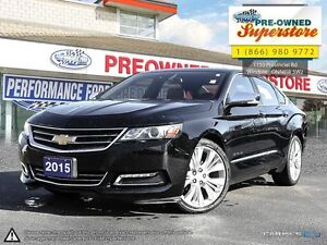 2015 Chevrolet Impala LTZ 2LZ ***NAV, PREMIUM LEATHER, SURNOOF<<