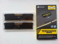 Corsair Vengeance LPX 32 GB (2 x 16 GB) DDR4 3200 MHz C16 XMP 2.0 High Performance RAM