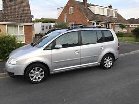 Vw Touran SE 55reg 1.9tdi Manual