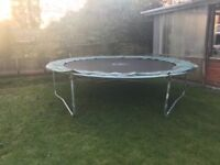 Trampoline outdoor