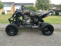 Yamaha raptor 700 SE 2012 (With lots of extras and spares!) £££