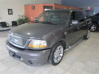 2002 Ford F-150 HARLEY DAVIDSON CREW RWD LIKE NEW 4K!