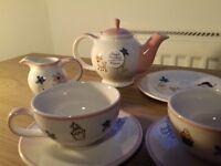 Whittard Mini Tea Set