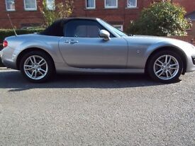 MX-5 mx5 Mazda Mark3.5 (The model 3.5 with updated handling and better fuel economy) 1.8 2010
