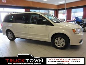 2013 Dodge Grand Caravan STOW AND GO-HEATED MIRRORS