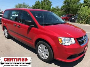 2014 Dodge Grand Caravan SE ** CRUISE, AUX. IN **