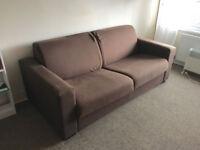 Three-Seater Sofa-Bed